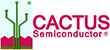 Cactus Semiconductor Logo - Horizontal - Web Version